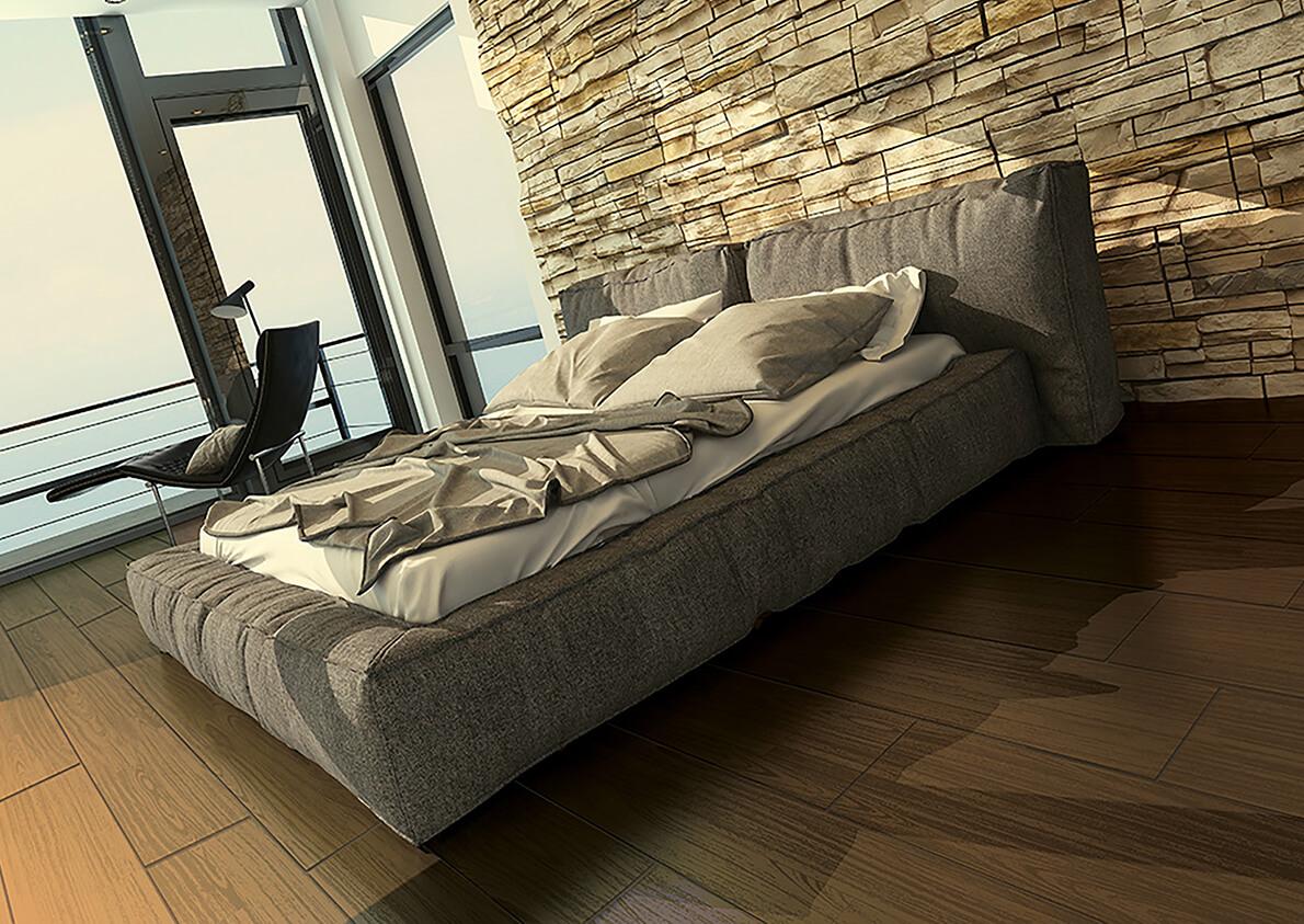 True Plank Bedroom
