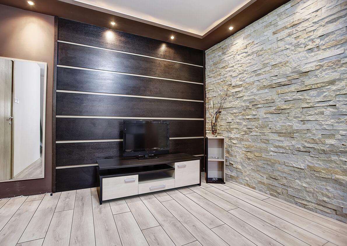 True Plank Family Room